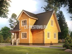 Дома из бруса с доставкой по всей России lk-pestovo.ru